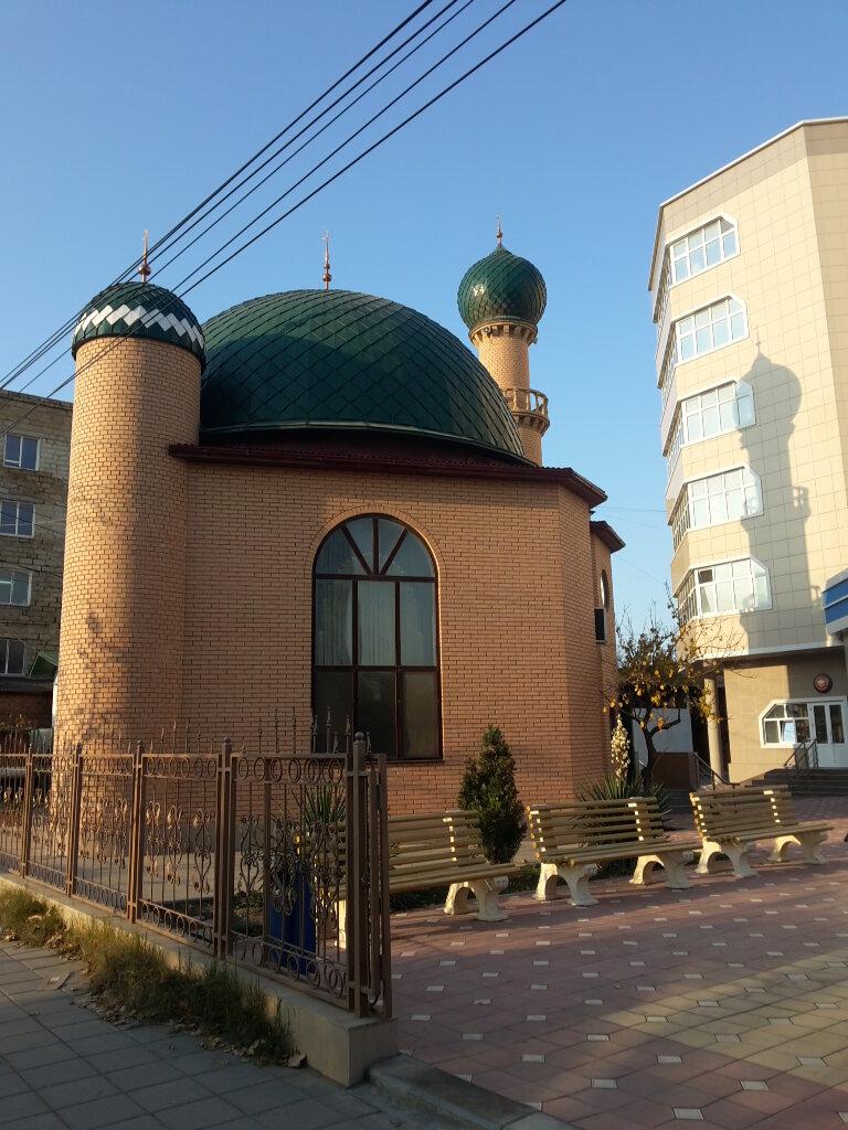 становится мечеть в каспийске картинка дело всего