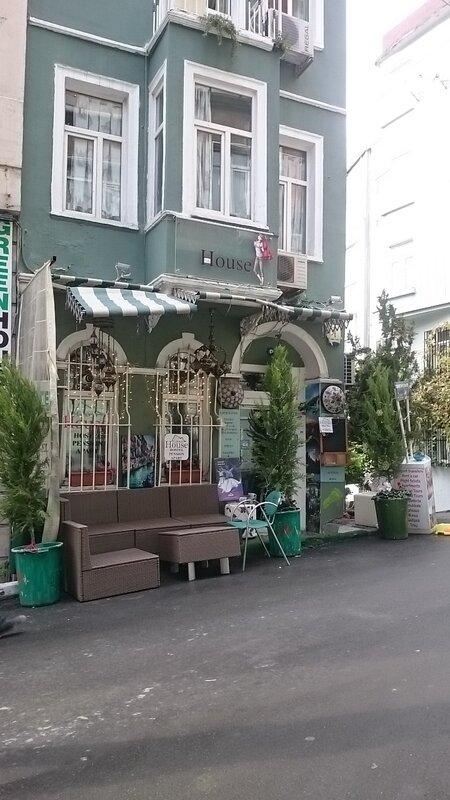 Taksim Green House Hostel