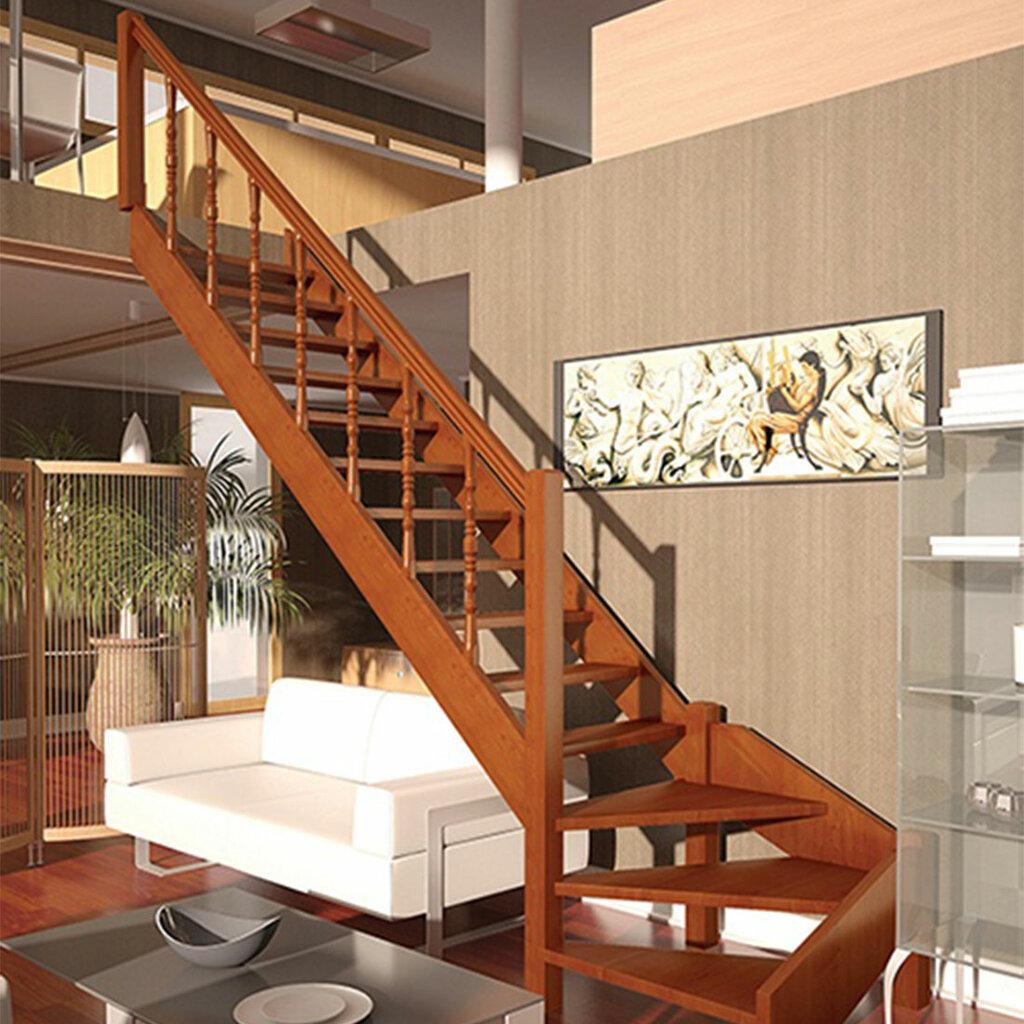 даже фото лестниц с крутым подъемом многие