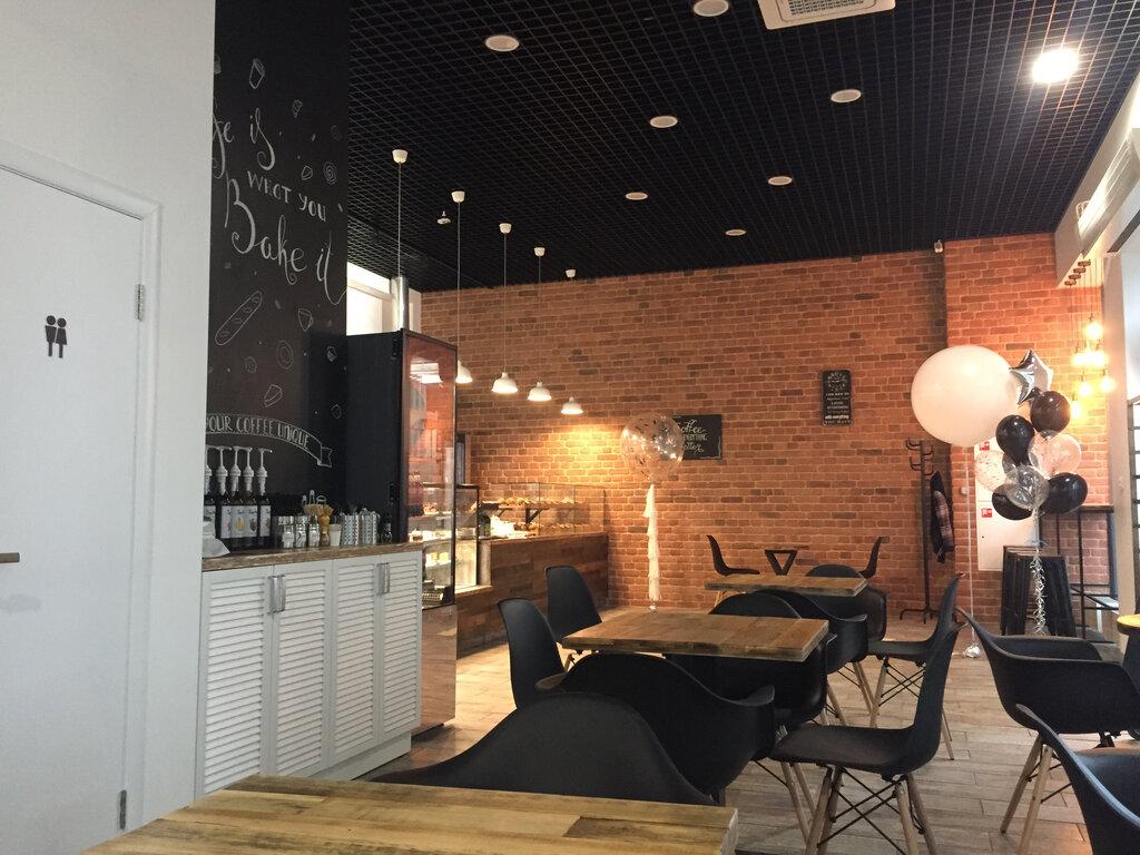 кафе — Кафе-пекарня Bake IT — Москва, фото №1