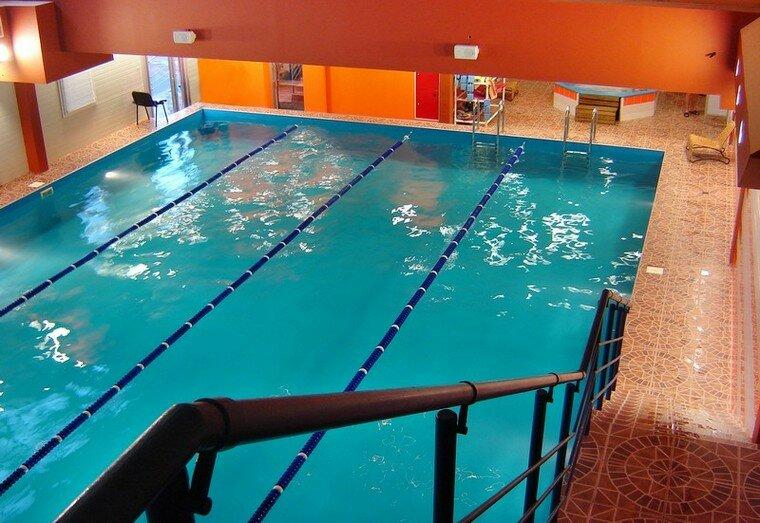 бассейн — Fitness house — Санкт-Петербург и Ленинградская область, фото №1