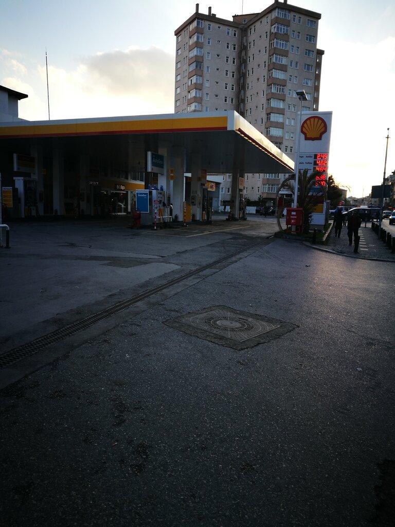 benzin istasyonu — Shell Select — Ümraniye, photo 1