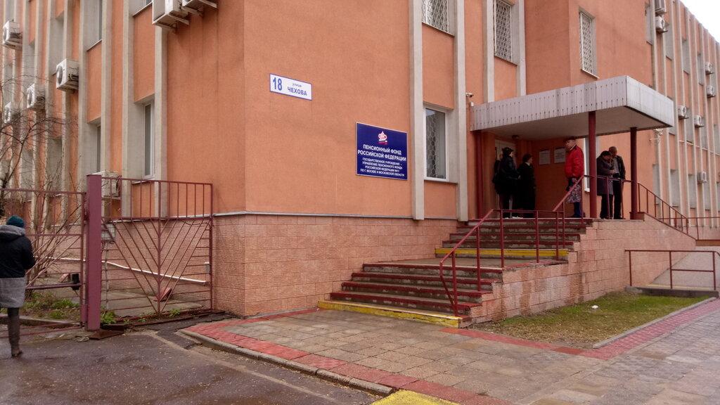 вход в личный кабинет пенсионного фонда серпухова
