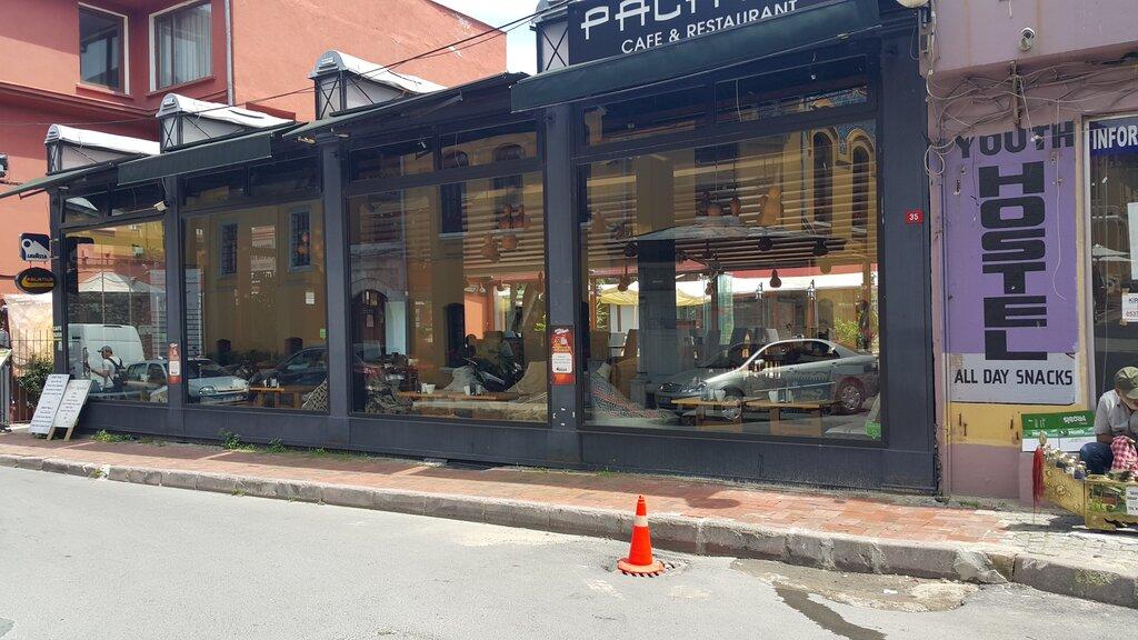 restoran — Palatium Cafe ve Restaurant — Fatih, photo 1