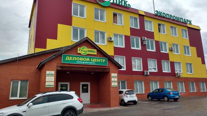 Гостиница Экопромпарк