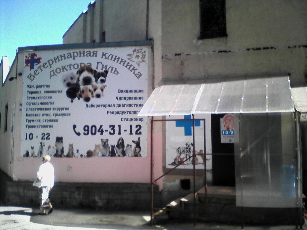 ветеринарная клиника — Клиника ветеринарной стоматологии и пластической хирургии доктора Гиль — Санкт-Петербург, фото №1