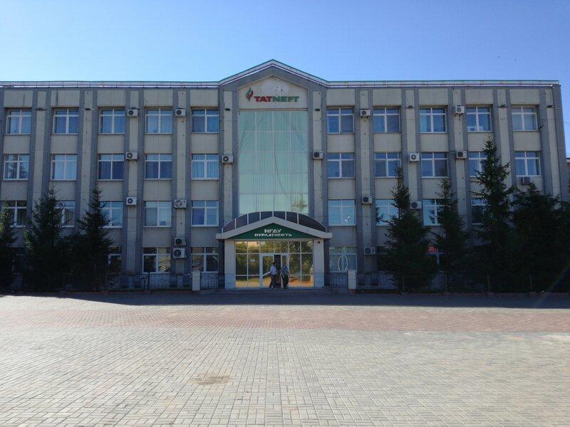Вишневая Поляна база Отдыха НГДУ Нурлатнефть