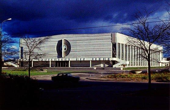 sports center — Zenit — Saint Petersburg, photo 1
