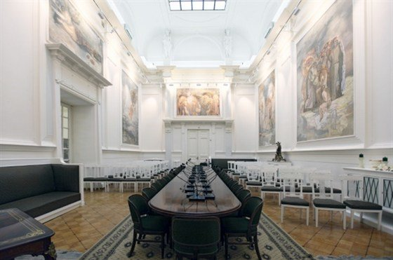 выставочный центр — Российская академия художеств — Москва, фото №10