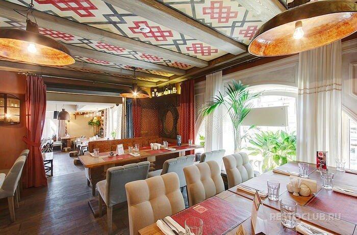 restaurant — Khochu Kharcho — Санкт-Петербург, фото №2