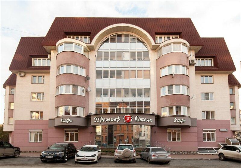 Премьер by Usta Hotels