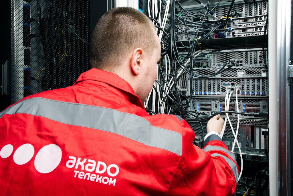 интернет-провайдер — АКАДО Телеком — Москва, фото №9
