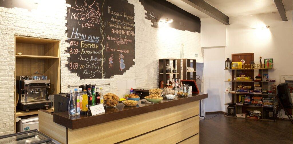 хорошая республика кафе мясницкая фото передачи
