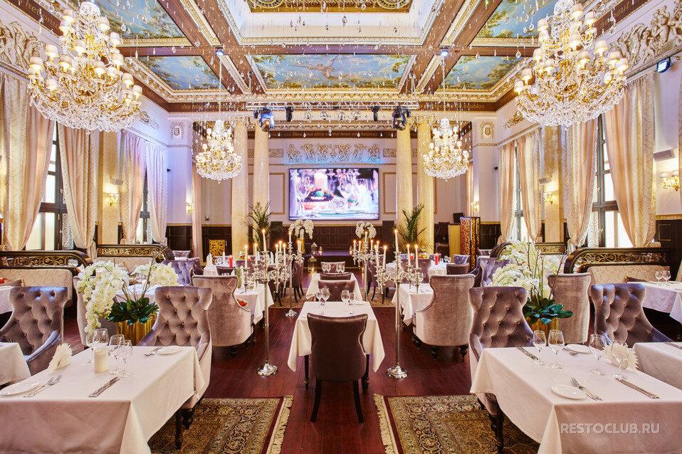 restaurant — Brasserie de metropole — Saint Petersburg, фото №2