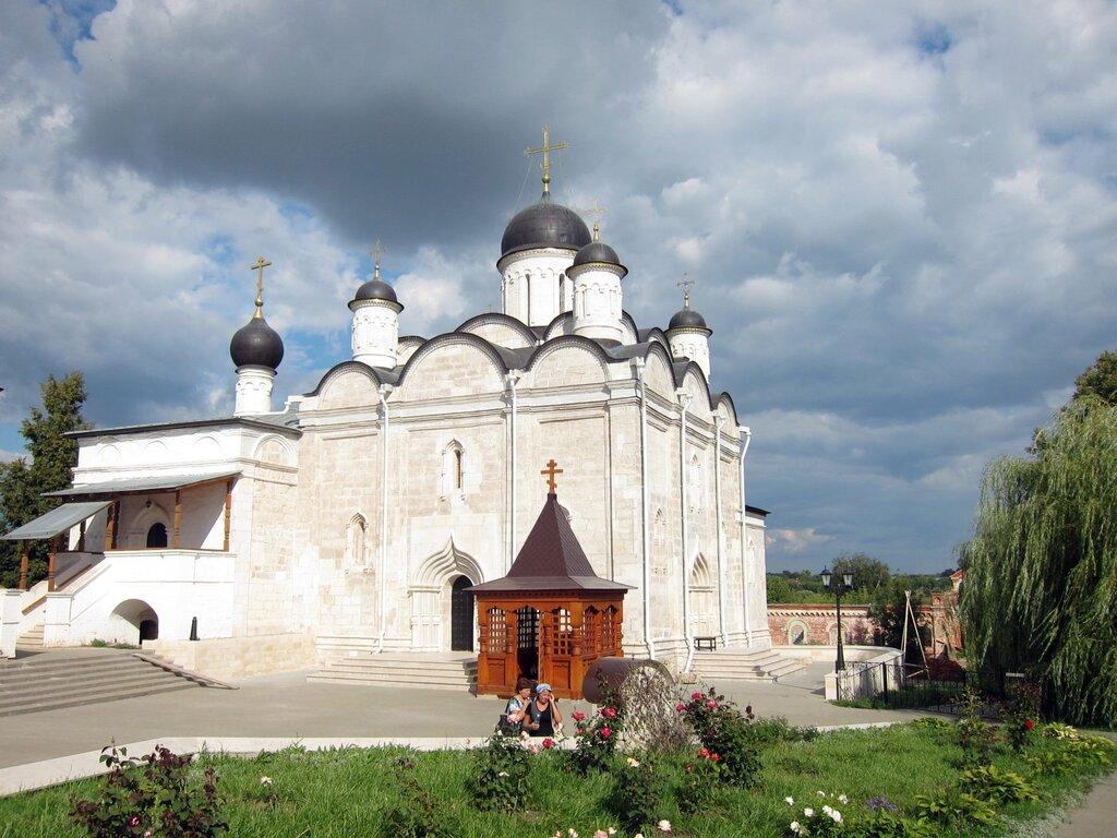 распоряжение начальника женский монастырь в серпухове фото описание остальное время