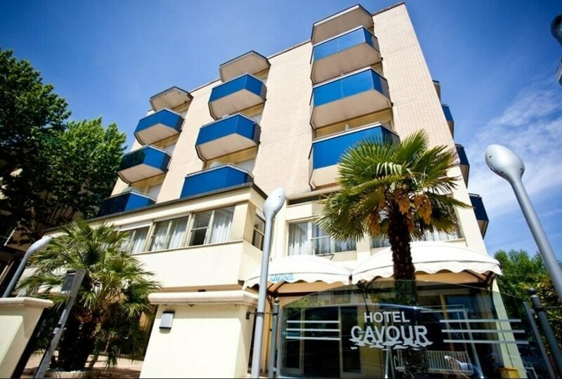 Hotel Cavour Cesenatico