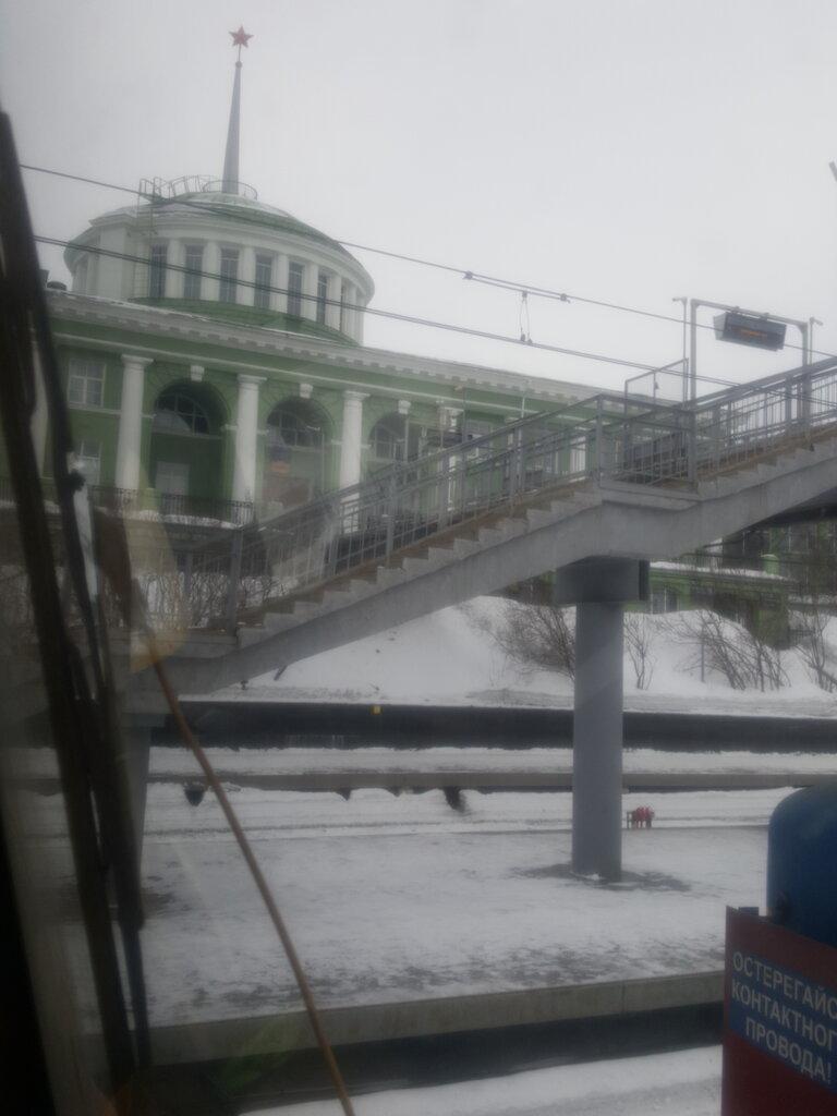 жд вокзал мурманск после ремонта фото всего такие