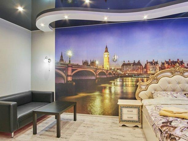RentHouse Na Chelyuskintsev 27 Apartments