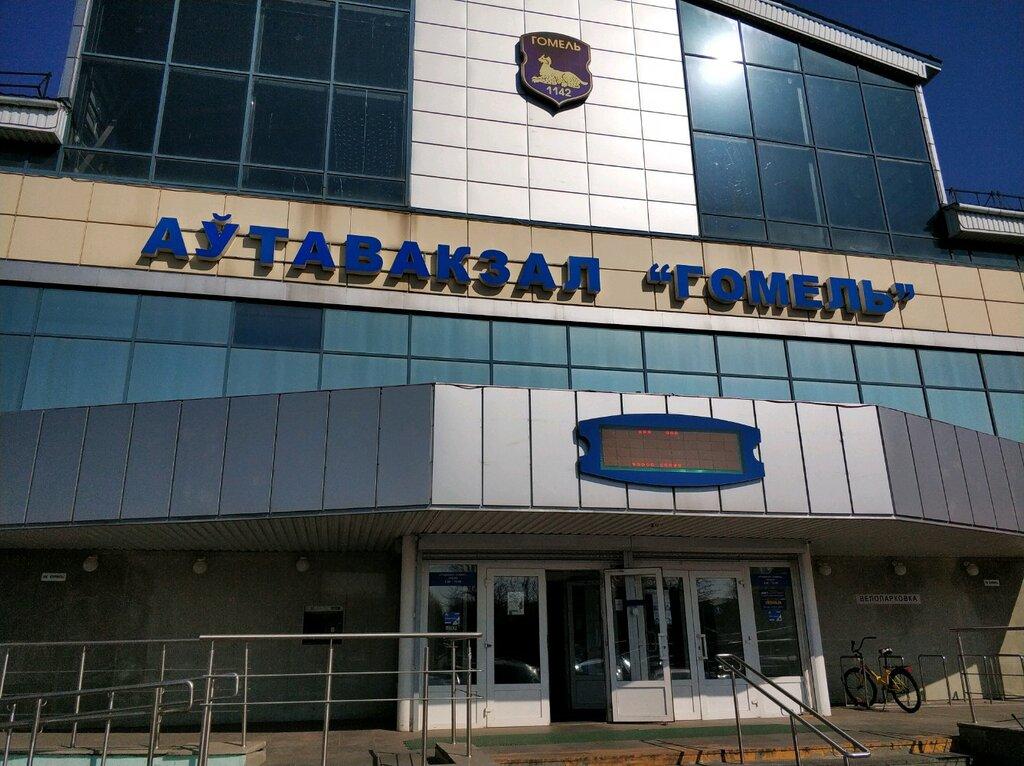 автовокзал, автостанция — Автовокзал Гомель — Гомель, фото №1