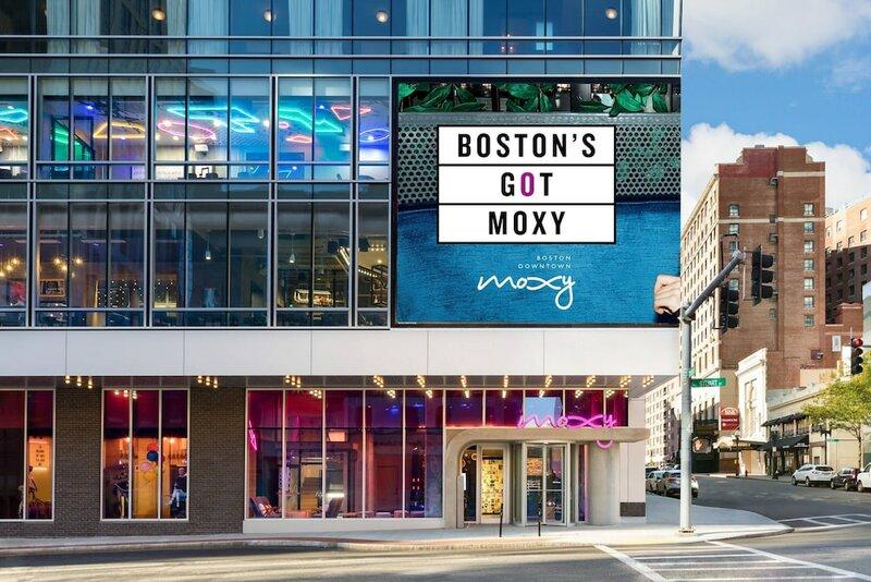 Moxy Boston Downtown
