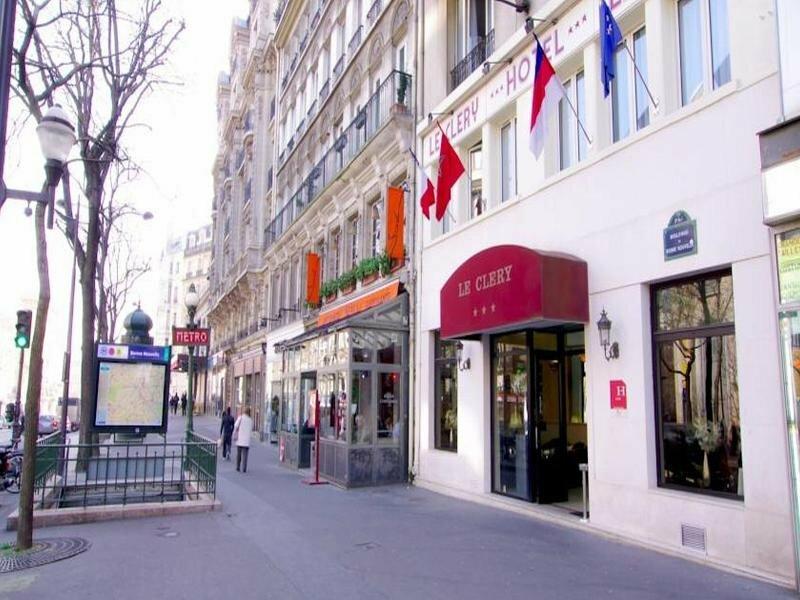 Le Clery Hotel Paris