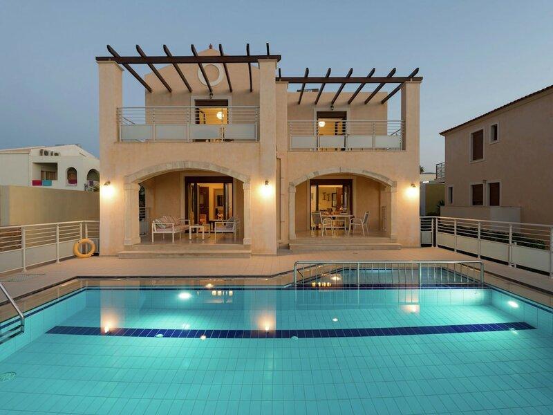 Beautiful Villa in Rethimnon Crete With Private Pool