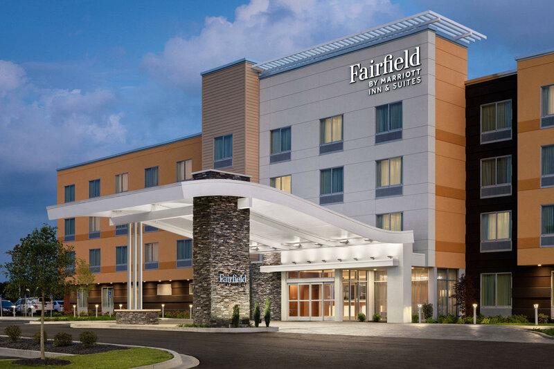 Fairfield Inn & Suites Oakhurst Yosemite