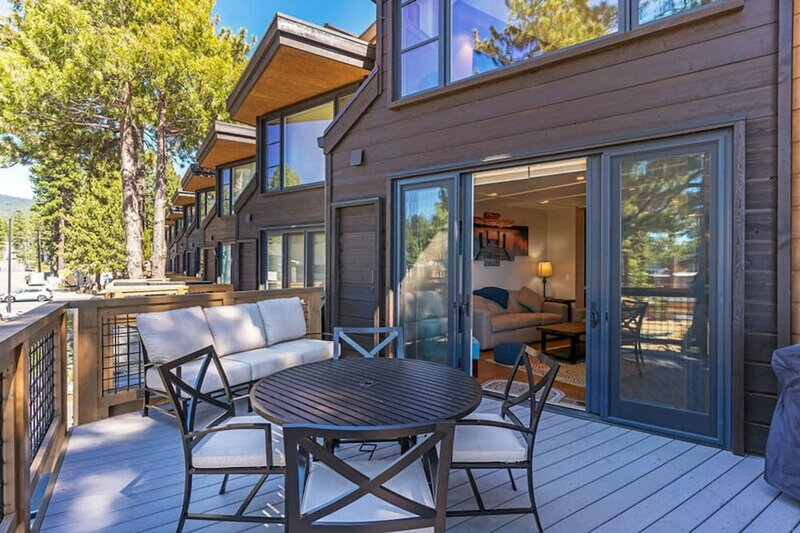 Tahoe Beachfront Retreat by Tahoe Mountain Properties