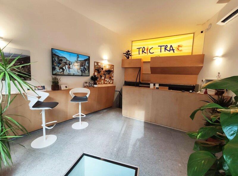 Tric Trac Hostel