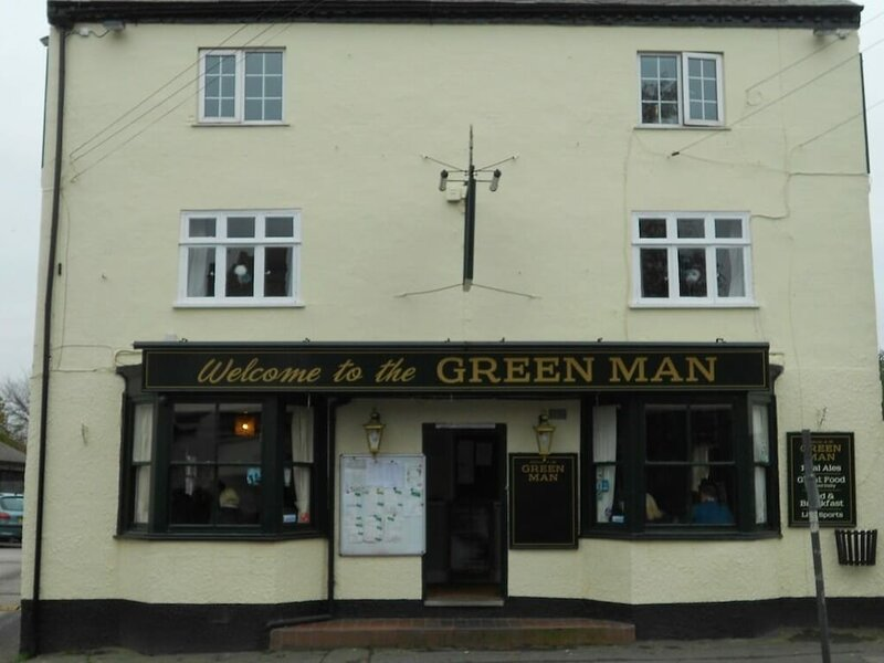 The Greenman Pub