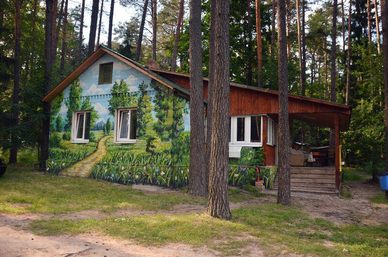 Лесной рай