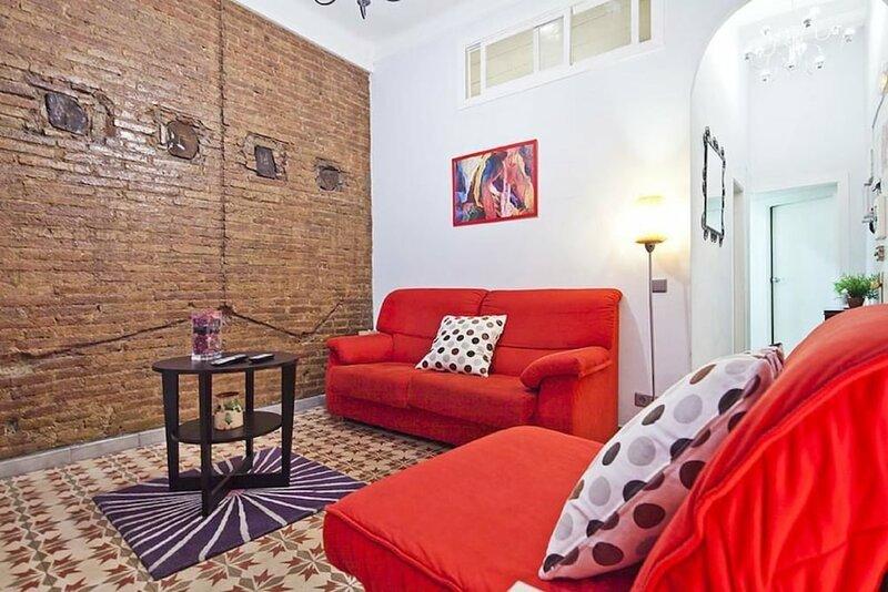 Rooftop CampNou Apartment Barcelona