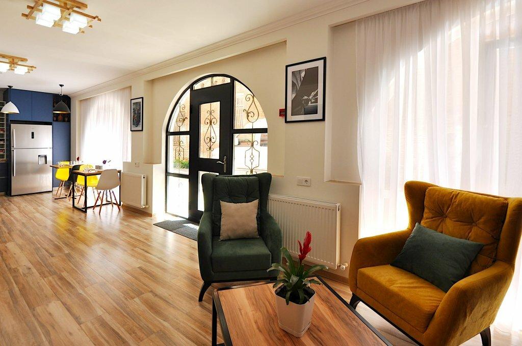 гостиница — Отель Art Nebula — Тбилиси, фото №2