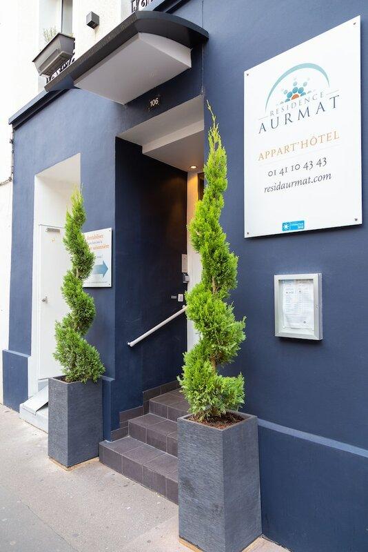 Résidence Aurmat Appart Hôtel Boulogne - Paris