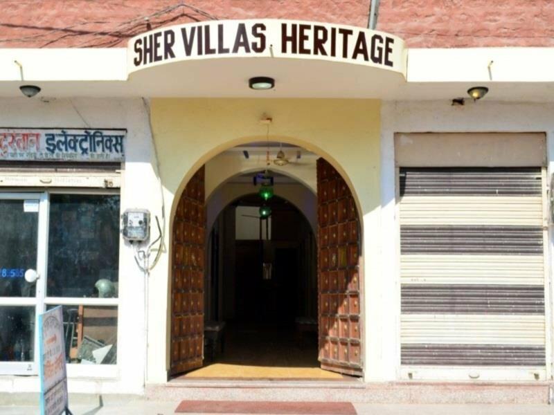 Sher Villas Heritage