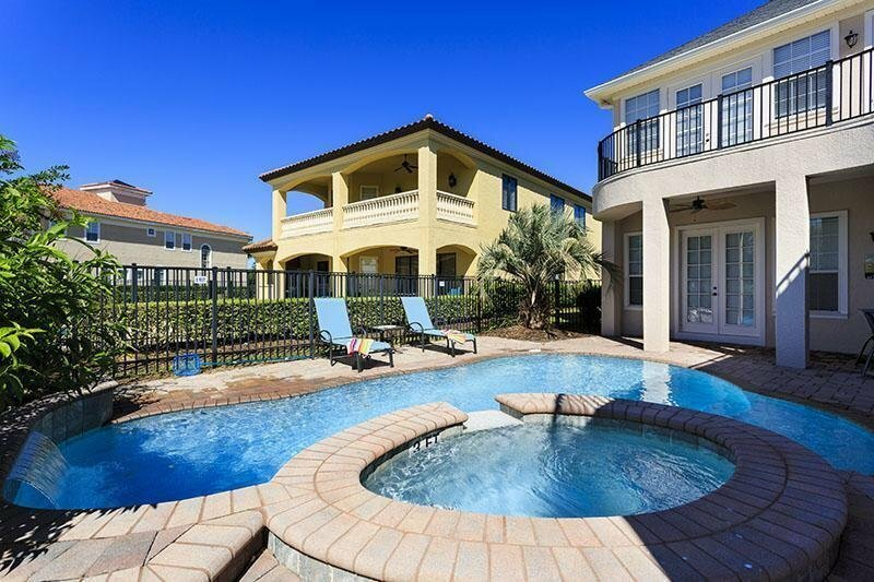 Reunion Resort - 3 Br Private Pool Home Golf Course Views - Jhh 45902