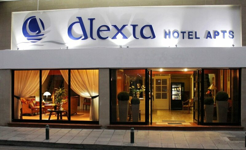 Alexia Hotel Apts