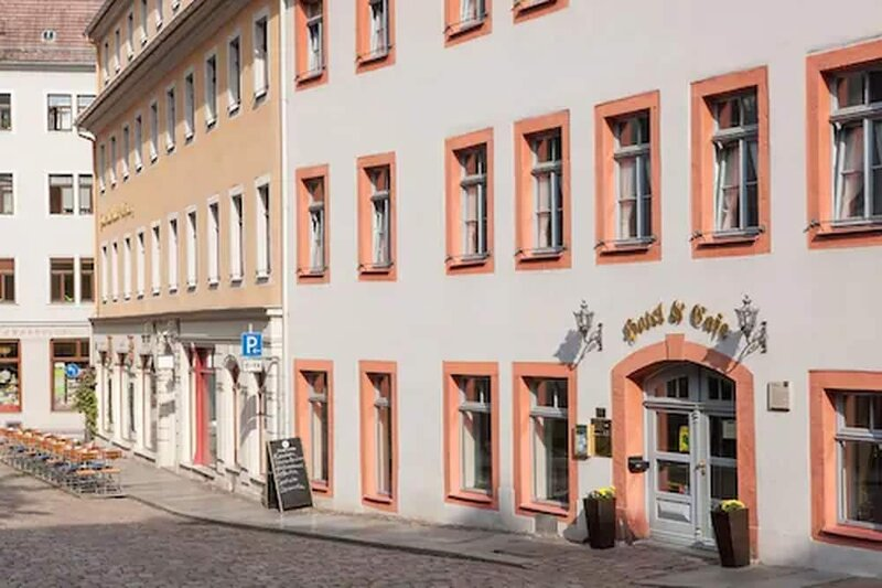 Hotel und Café Am Markt Residenz