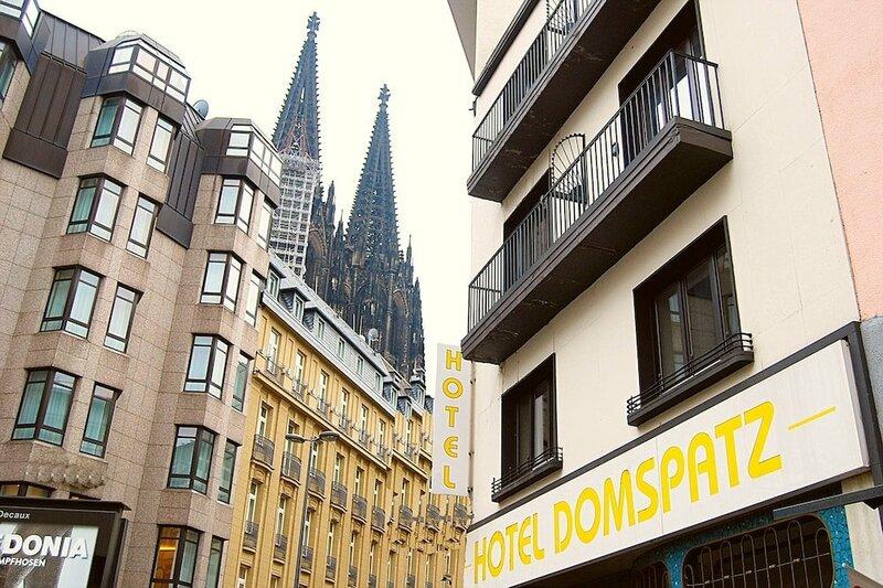 Dom Hotel Am Römerbrunnen