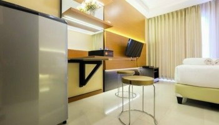 Best Price Studio Apartment The H Residence near Mt Haryono