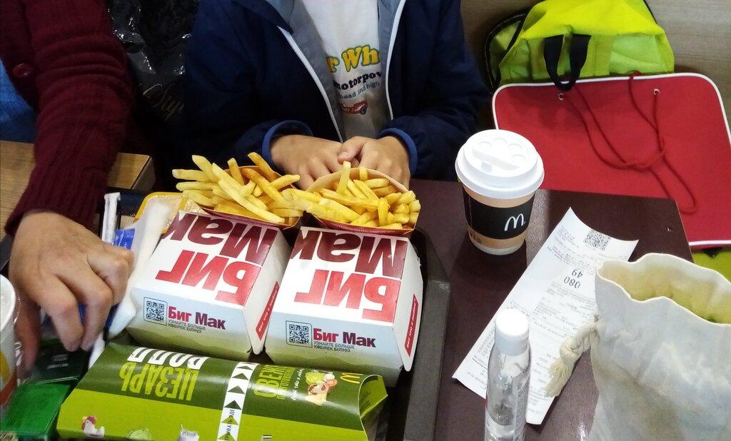 fast food — McDonald's — Shelkovo, photo 2