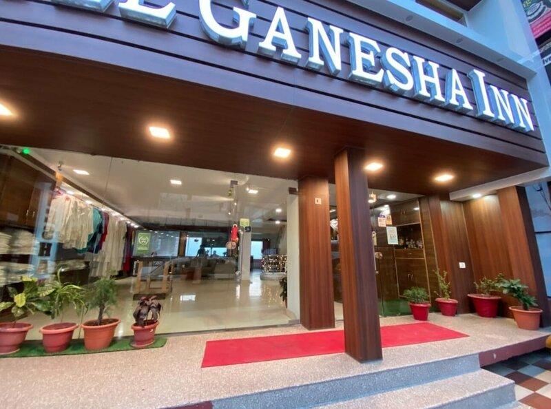 Отель Ganesha Inn