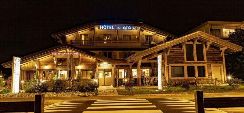La Ferme du lac Hôtel Restaurant Maître Restaurateur