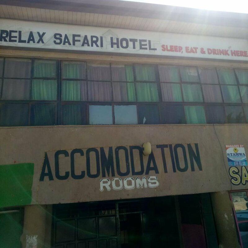 Relax Safari Hotel