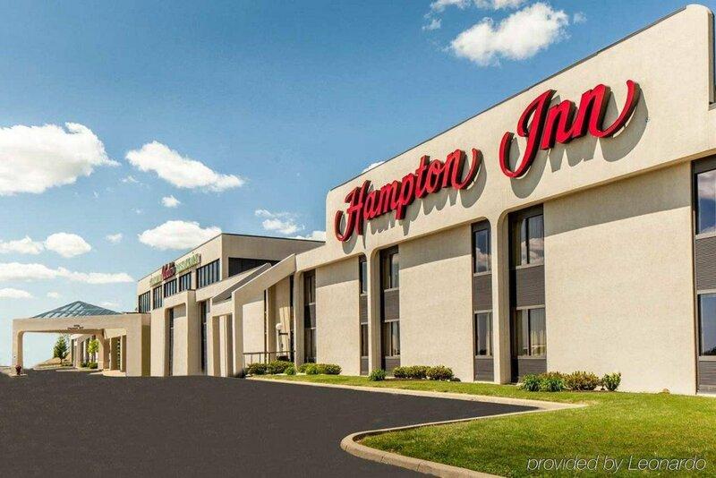 Hampton Inn Wheeling/St. Clairsville, Oh