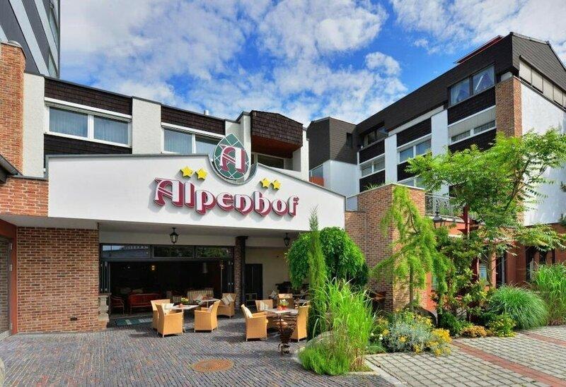 Ringhotel Alpenhof Haus Bayern
