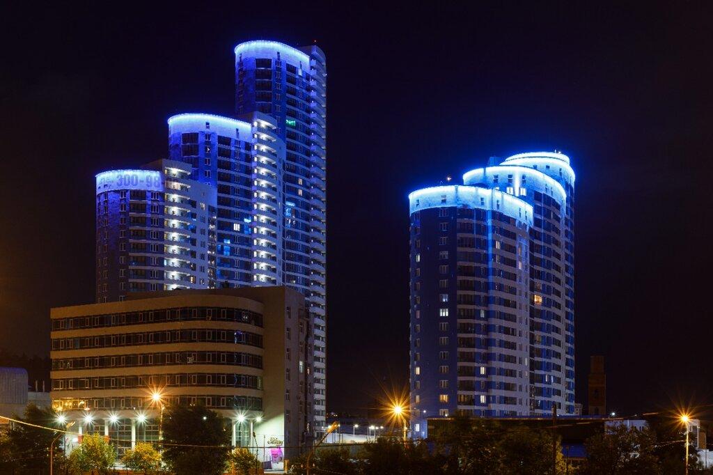 жилой комплекс — ЖК Репин Парк — Екатеринбург, фото №2