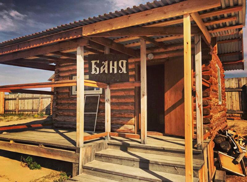 Турбаза Hello Baikal