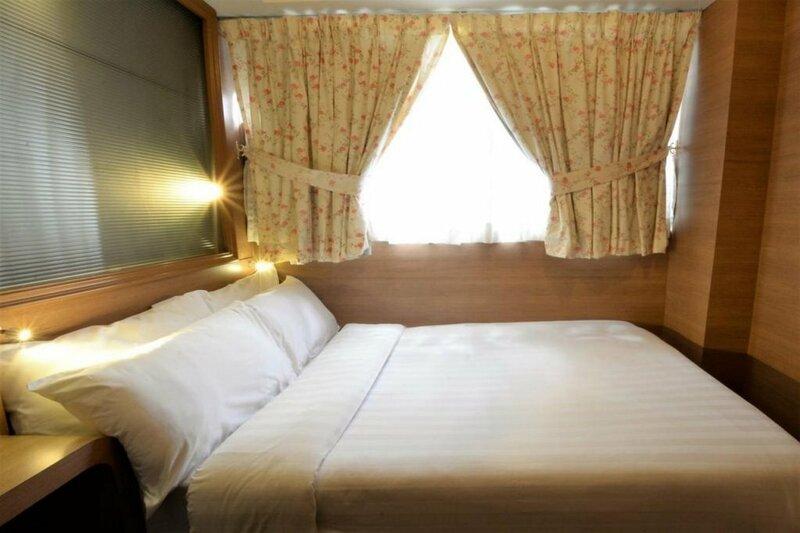 Bridal Tea House Hotel Yau Ma Tei Arthur Street