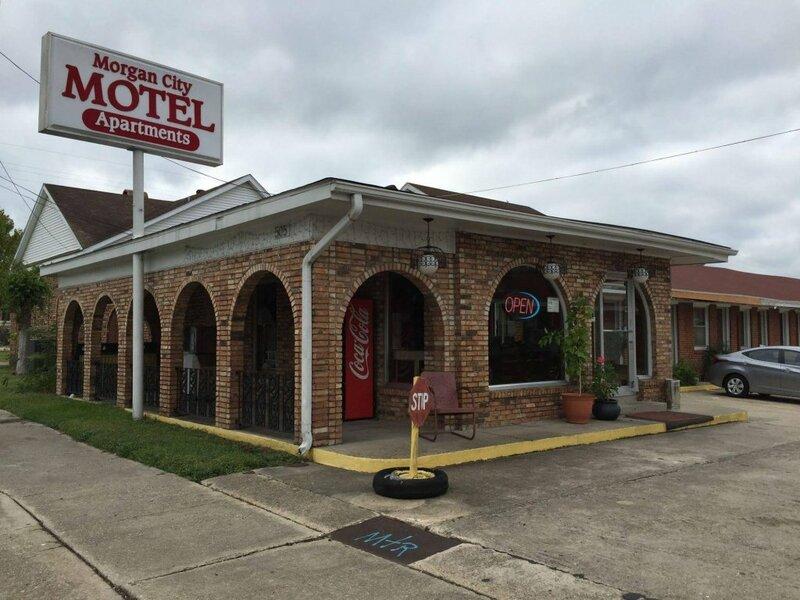Morgan City Motel & Apartments